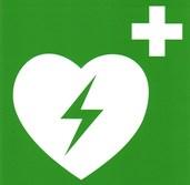 Defibrillatoren Volksbank Filder