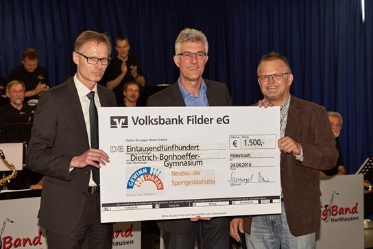 DBG und Volksbank Filder