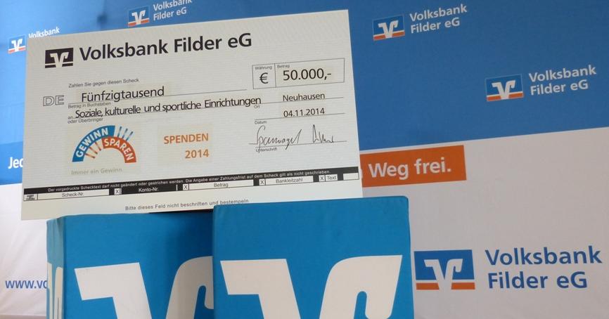 Förderprogramm Volksbank Filder
