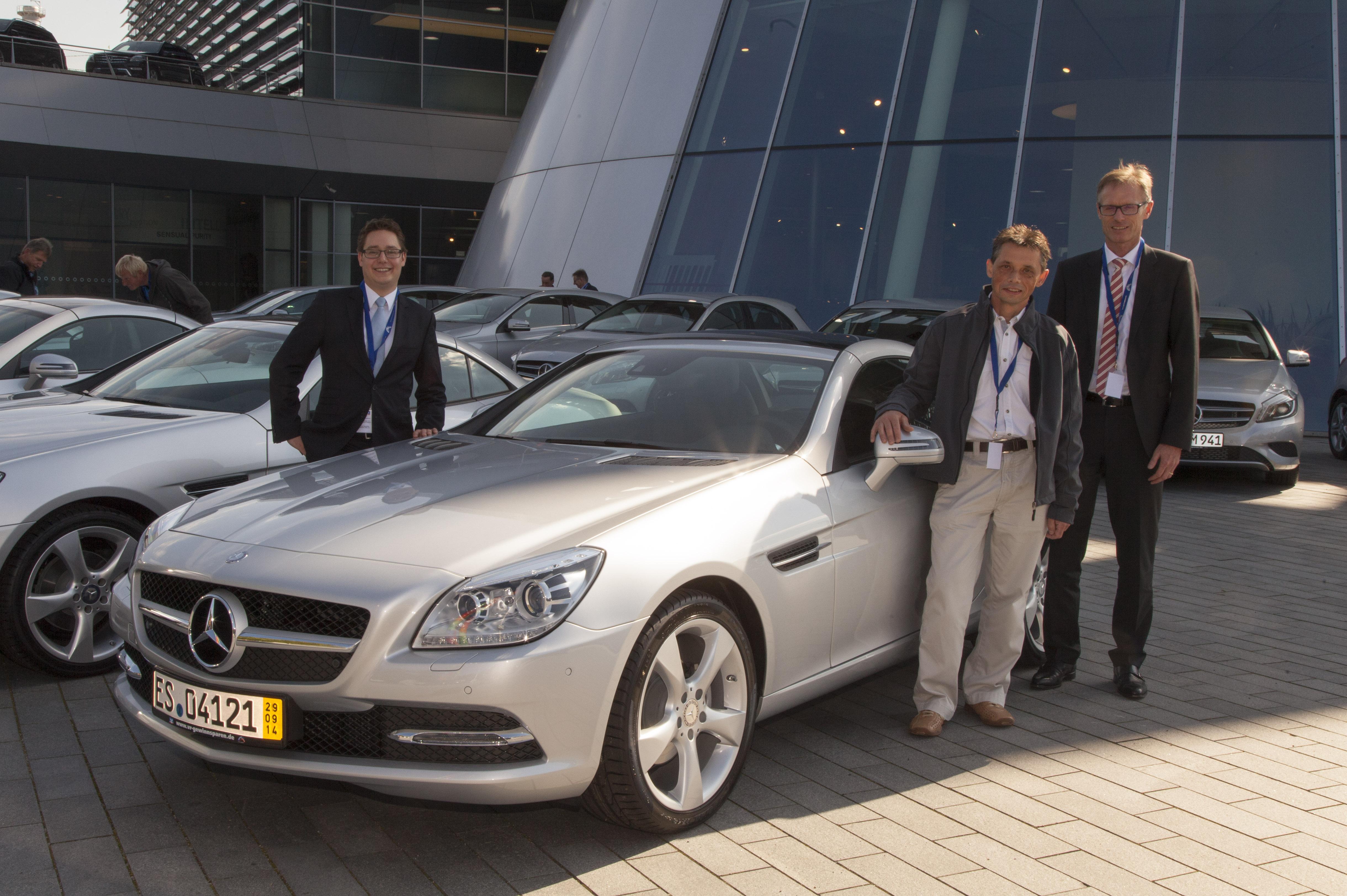 Mercedes-Benz SLK Cabrio